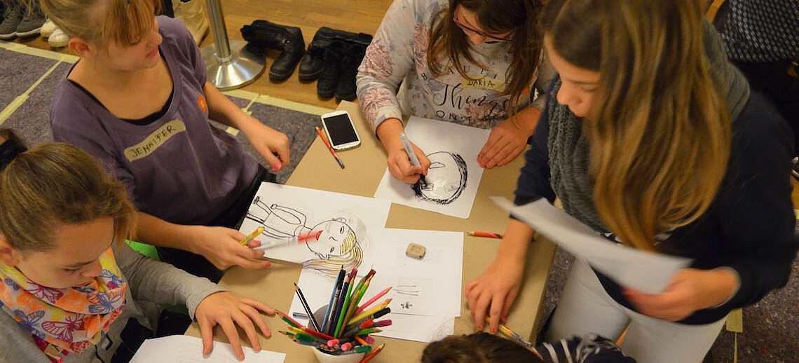 Kunstherbst Berlin für Kids – 9. Kunstvermittlungsfestival