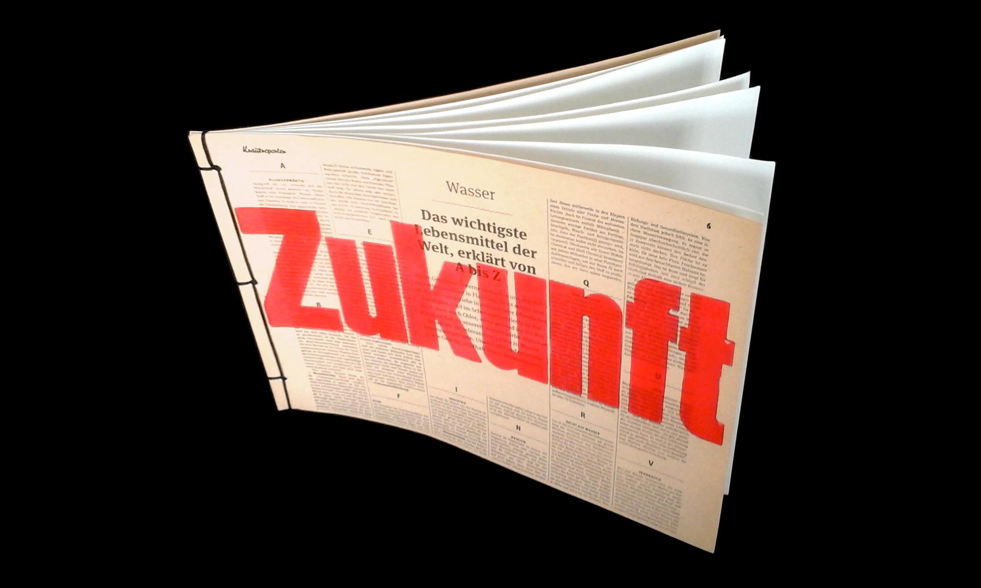 JiMonLine | Buchdruckwerkstatt: Zukunft – Buch
